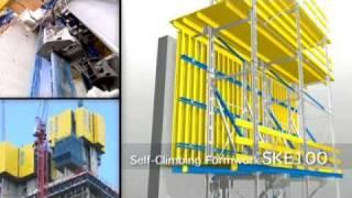 Doka - Concrete Formwork - Climbing Systems