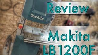 Recensione Sega a Nastro Makita LB1200F