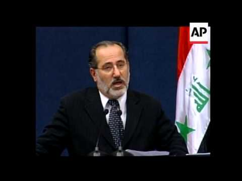 Al Rubaie says Najaf talks have failed