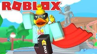 ROBLOX SUPER HERO ADVENTURE OBBY!