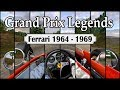 Grand Prix Legends - Ferrari Cockpit Evolution (1964 -1969)