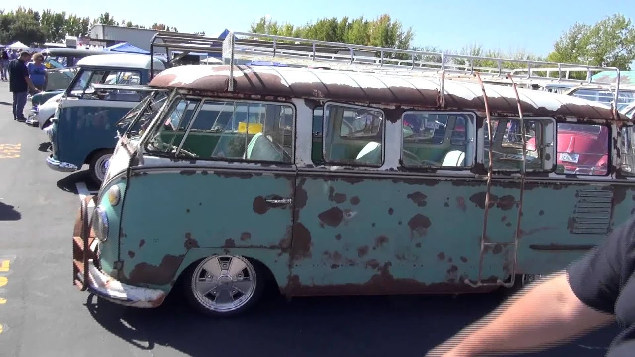 Vw Bus Junkies >> Bus Junkies Tv Episode 1 Vw Invasion 2014 Youtube