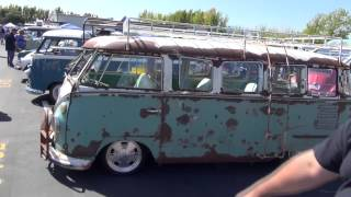 Bus Junkies Tv - Episode 1 - Vw Invasion 2014