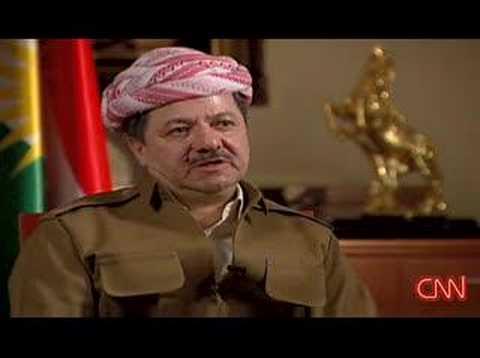 Masoud Barzani interview with CNN