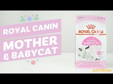 Royal Canin Mother & Babycat   Корм для котят, беременных и лактирующих кошек