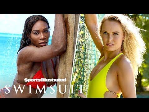 Serena & Venus Williams, Maria Sharapova, SIS's Sexiest Tennis Players | Sports Illustrated Swimsuit