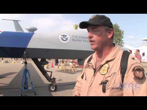 Aero-TV:  The Predator B UAS - CBPs New Approach to Traditional Security