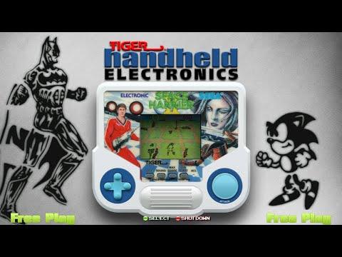 HyperSpin - Tiger Handheld Electronics Street Fighter 2 (GamePlay)