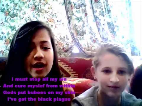 The Black Plague Song By Imy And Iza