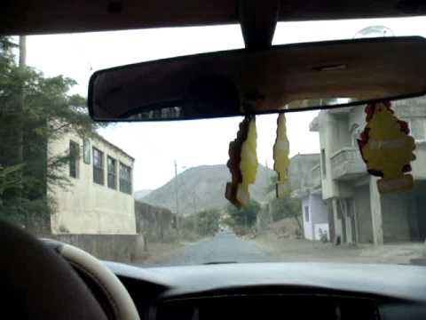Driving Cape Verde
