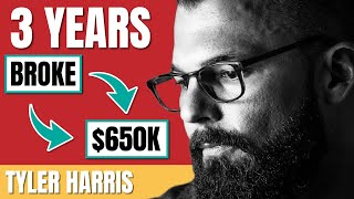 Unemployed to Millionaire | Road to Legacy with Tyler Harris