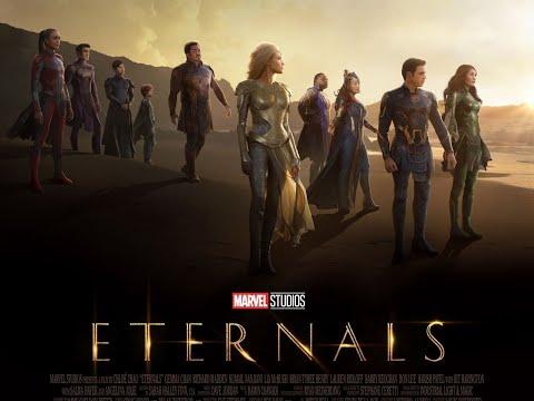 Marvel Studios' Eternals   Final Trailer Trailer now