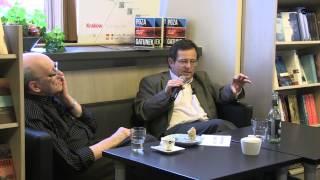 Przestrzenie bezpunktowe – dyskusja z udziałem Michała Hellera i Andrzeja Sitarza