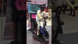 VR BIKE Virtual Reality bicycle 9d vr Bicycle sport game machine VR Ride