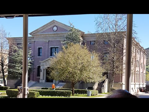 Back to the Future Hill Valley Film set and Clock Tower Studio Tour Universal Orlando