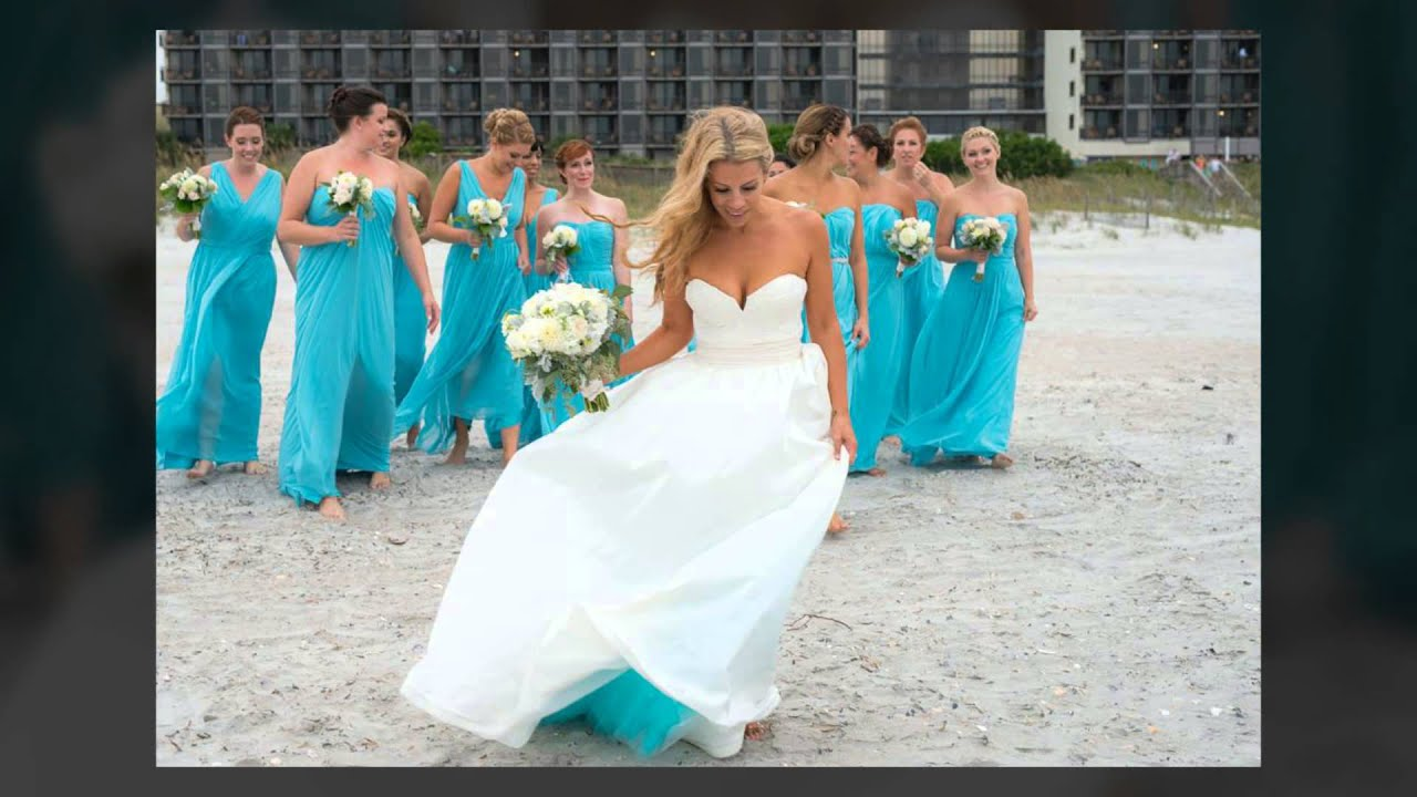 Wrightsville Beach Wedding And Reception At Bakery 105 Youtube