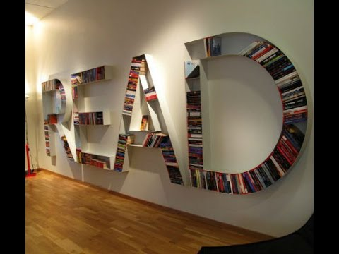Mooie boekenrek decoratie ideeën youtube