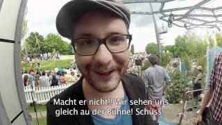 Mark Forster ZDF Fernsehgarten