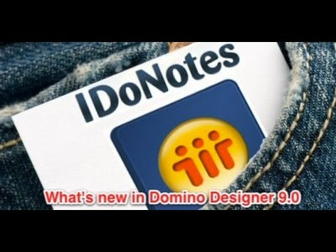 Whats New Domino Designer 9.0 | Consultant In Your Pocket Series3e