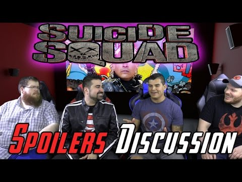 Suicide Squad Spoilers Discussion