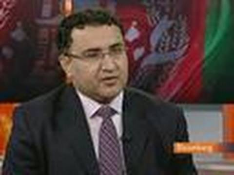 Sharani Says Afghan Mining Rights Are Assigned `Fairly'
