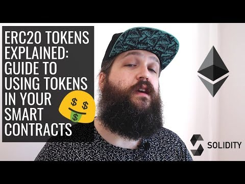 ERC20 Tokens Explained: Guide to Using Tokens in Your Solidity Smart Contracts | Ethereum Deep Dive