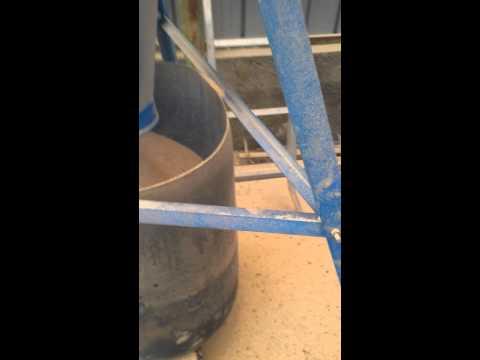 Essicatore usato 1 2 ton h doovi for Essiccatore sansa usato