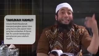 Dosa Besar Mengganggu Istri Orang   Ustadz DR Khalid Basalamah MA