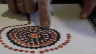 How to teach dot painting to kids.m4v