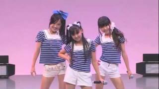 20110828 KANSAIアイドルGENKI♥フェスタ~2011夏〜 Ustream放送より.