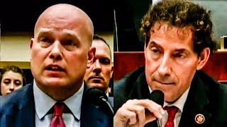 Whitaker Gets NAILED As A Casino Industry Plant During Hearing