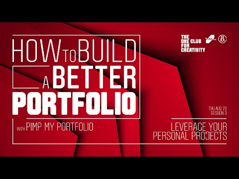How to Build a Better Portfolio: Session III