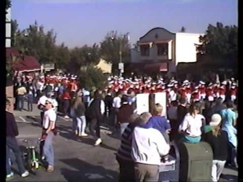 1986 - Los Gatos Christmas Parade Bands