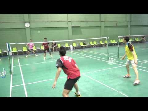 นักแบดมินตันทีมชาติไทยทั้งชายและหญิง ฝึกซ้อม