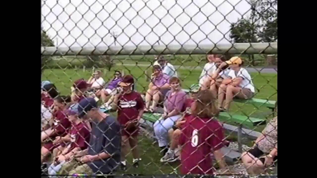 Champlain - Chazy Pee Wee Softball  7-7-98