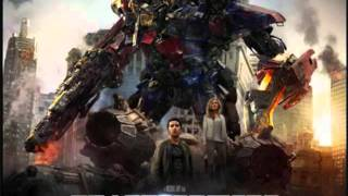 Transformers 3 Soundtrack #1: Dark Side Of The Moon-Steve Jablonsky