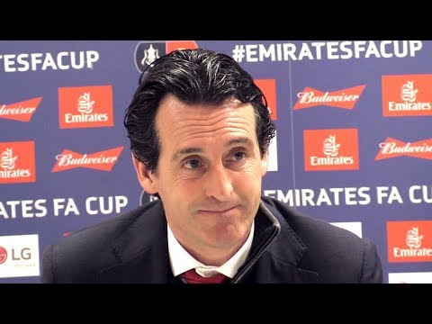 Arsenal 1-3 Manchester United - Unai Emery Full Post Match Press Conference - FA Cup