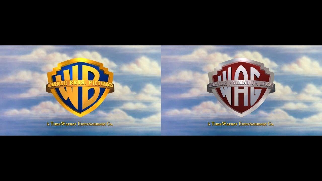 Warner Bros Pictureswarner Animation Group Logo 2018 Youtube