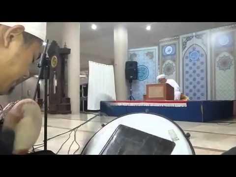 KH SALIMUL APIP - USTADZI, QOMARUN,BUSYRO LANA. di Masjid Raya Bandung