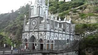 """""""Santuario de las Lajas"""" - Ipiales - Nariño - www.travelcolombian.com"""