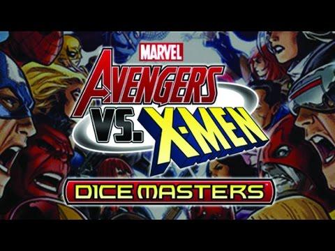 Marvel Dice Masters - видео представяне от BigBoxTyr