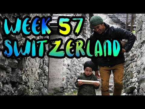 The Best Airbnb in Switzerland!! and Swiss International Air Lines!! /// WEEK 57 : Switzerland