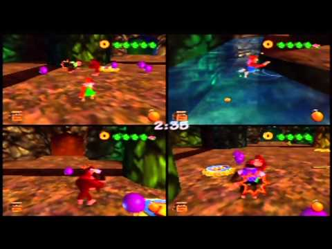 how to get donkey kong 64 on dolphin