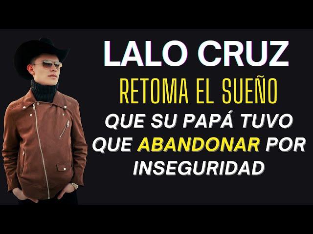 ¿Por qué no le dices? Lalo Cruz - El Aviso Magazine