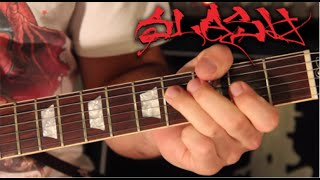 Slash Rock Guitar Lesson #5: Play Guitar Like Slash! *HD*