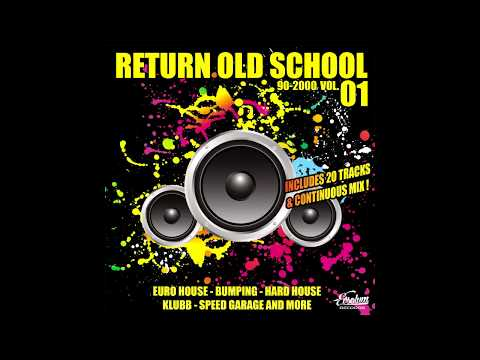 Evsolum - Return Old School Vol.1 (Continuous Mix)