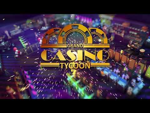 Grand Casino Tycoon | Release Trailer | Aerosoft