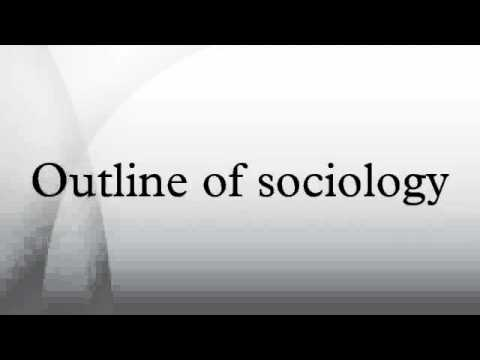 Outline of sociology HD