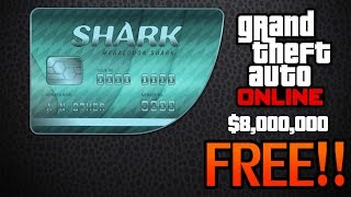 HOW TO GET $8,000,000 FOR FREE IN GTA 5! (GTA 5 ONLINE)