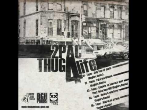 Tupac - Fake ass bitches (Baghira Remix)